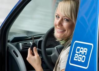 car2go Foto: Daimler AG