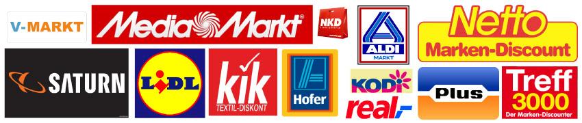 naturblau-discounter-logos