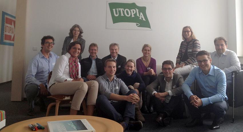 Utopia Changemaker Meeting MUC1308