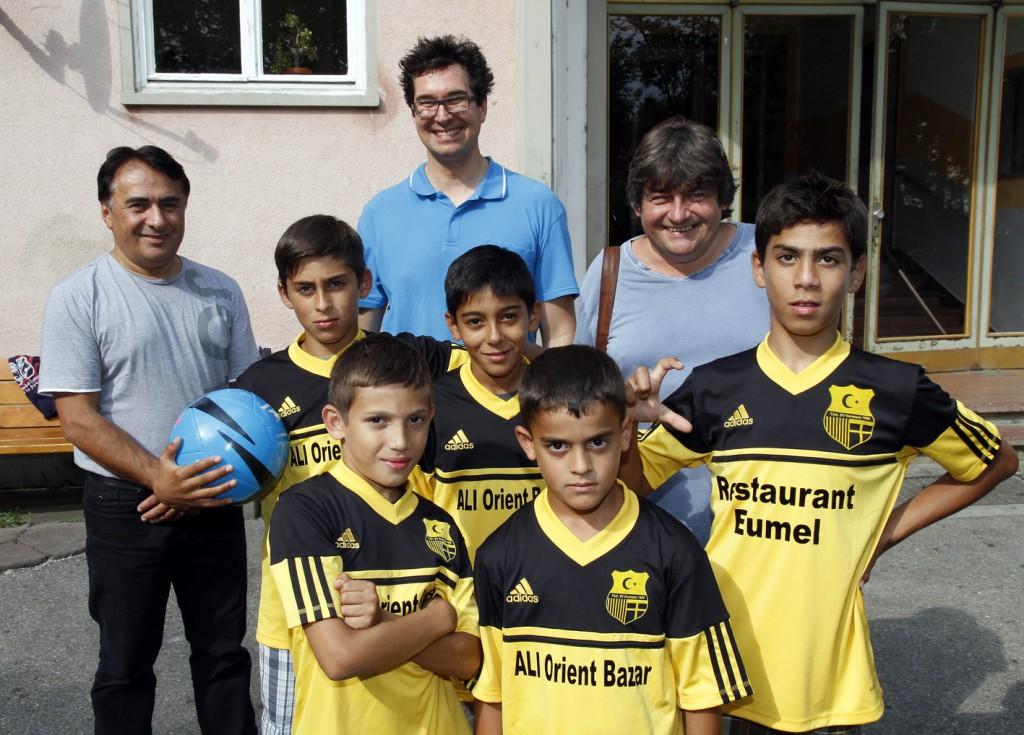 Fussball Vereinsmitgliedschaften