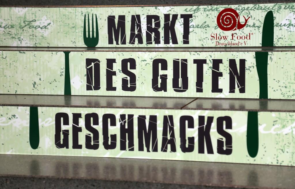 Slow Food messe Stuttgart 2016