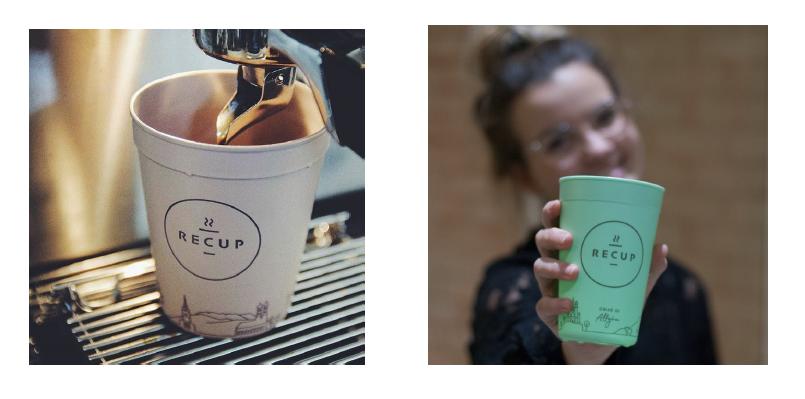RECUP – Mehrweg Kaffeebecher - jetzt auch am Bodensee erhältlich