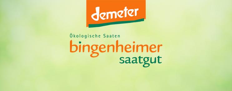 Bingenheimer Saatgut – Samenfeste Sorten für nachhaltiges Wirtschaften