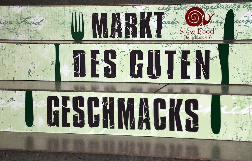 Markt des guten Geschmacks, Fair Handeln Messe Stuttgart 05. – 08. April 2018