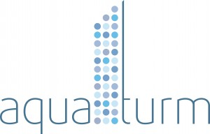 aquaTurm Logo