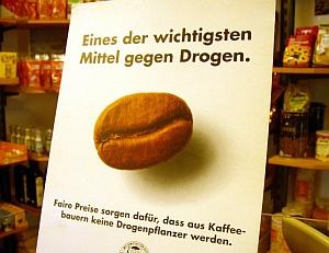 naturblau - Fairer Kaffee Handel