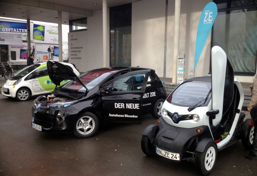 workshop Elektromobilität