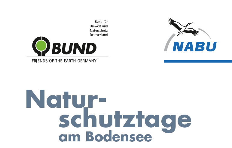 Naturschutztage Konstanz 2017