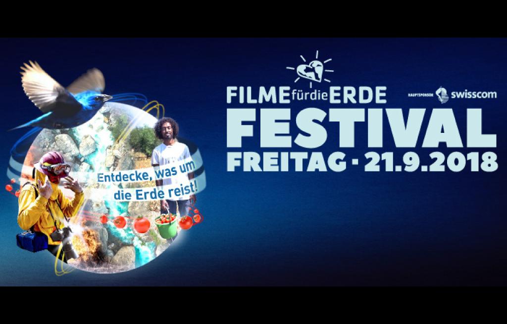 Das Filme für die Erde Festival am 21. September 2018 in Konstanz