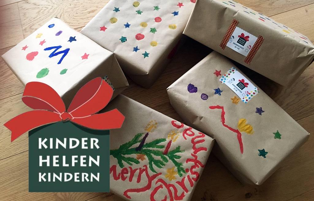Weihnachten im Schuhkarton 2018 – Kinder helfen Kindern