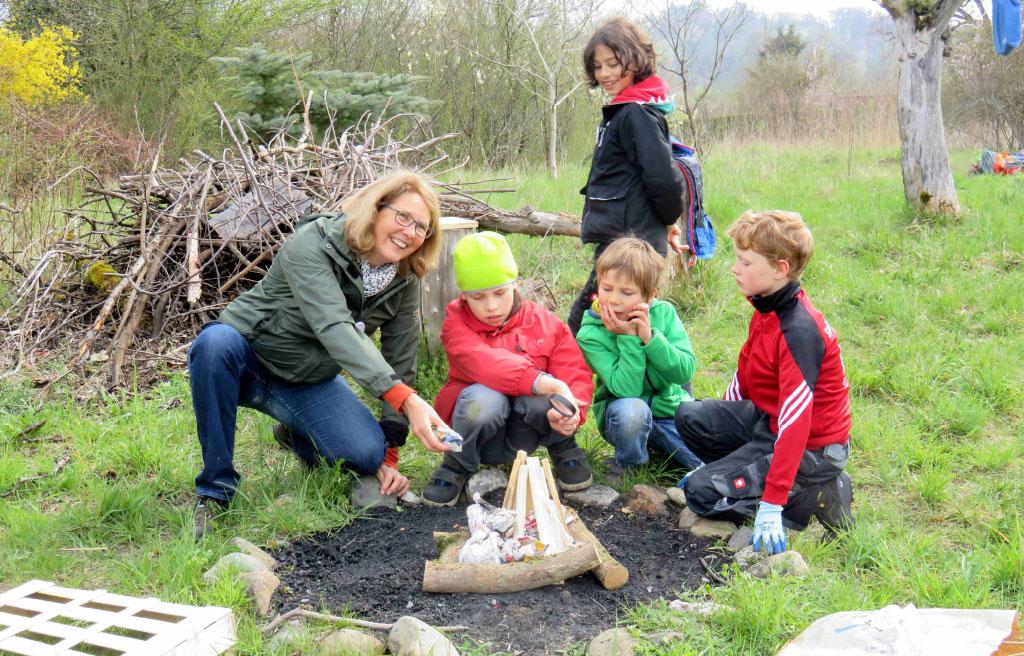 BUND Naturkindergruppen – Neues Jahresprogramm 2019/2020