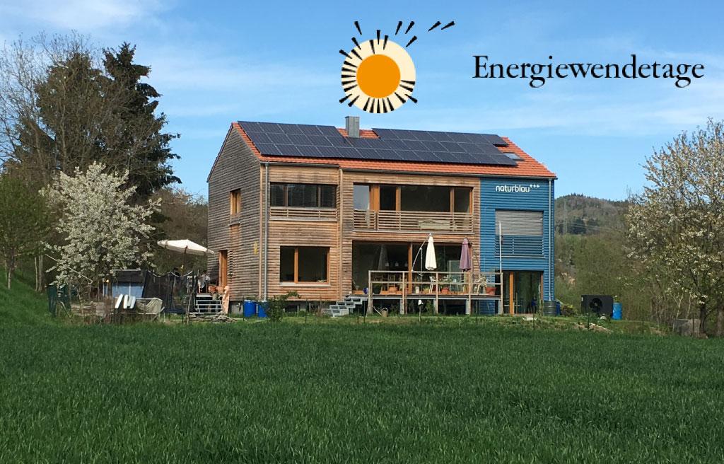 Energiewendetage Baden-Württemberg naturbau