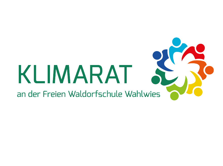 Klimarat Waldorfschule Wahlwies Logo